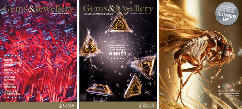 Gem-A Winning covers