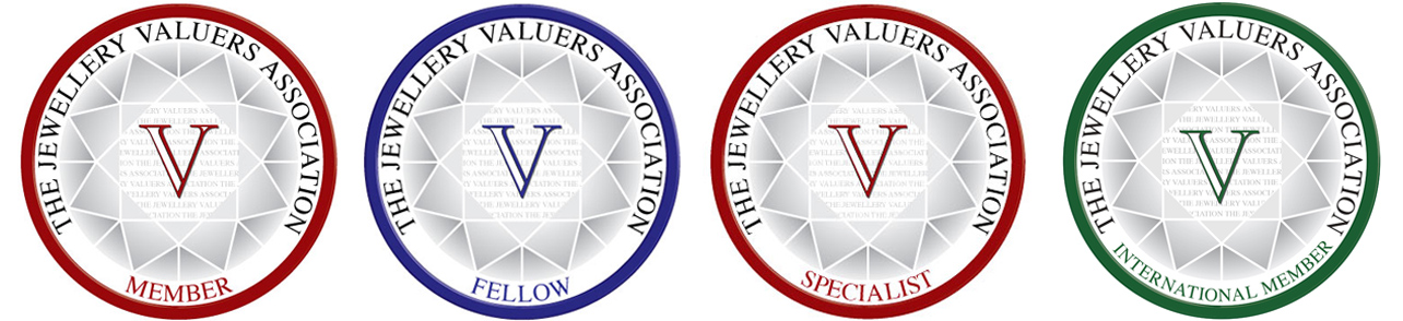 The sign of a Professional JVA Registered Valuer
